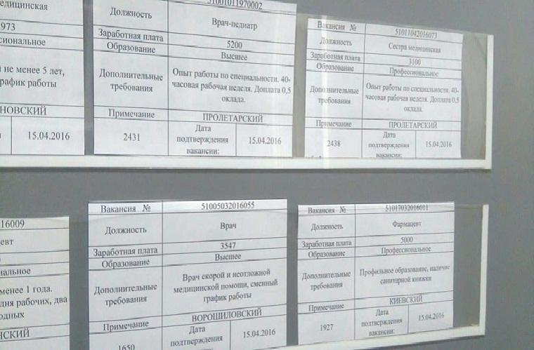 Оккупанты в Донецке врачам платят 1300 гривен в месяц, а штукатурам – 2 тысячи