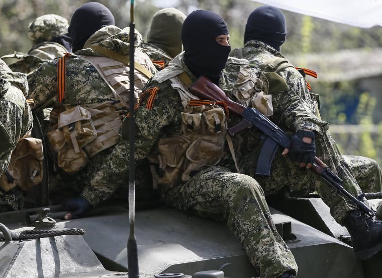 Боевики недосчитались своих: из 25-ти лишь шестеро были трезвыми