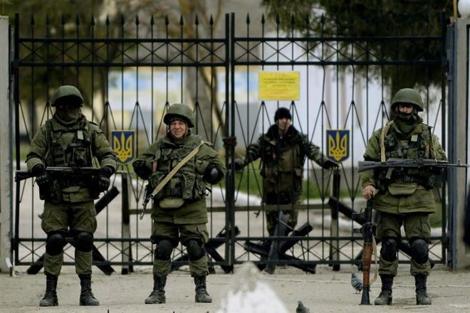 В Винницкой обл. за дезертирство и госизмену будут заочно судить четырех военнослужащих из Крыма