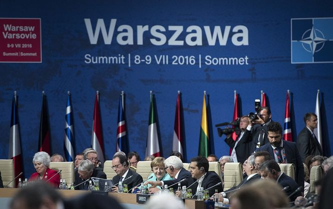 НАТО подтвердило политику открытых дверей