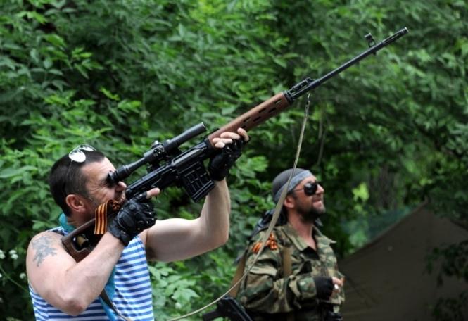 Пресс-центр АТО сообщил об активизации снайперов на Мариупольском направлении