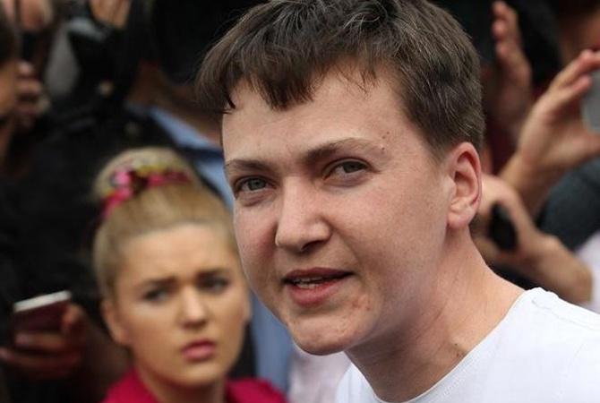 Савченко сделала громкое заявление об извинениях перед Донбассом (ВИДЕО)