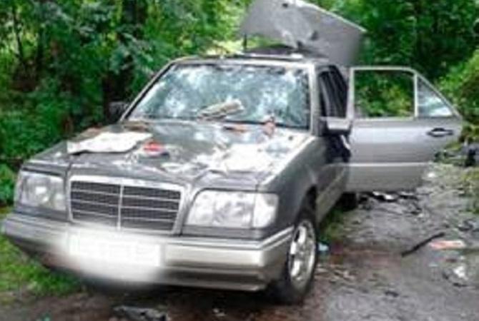 Погибшие во время взрыва авто готовили теракт во Львовской области? (ФОТО)