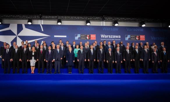 В Варшаве открылся саммит НАТО (ФОТО)