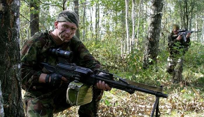В бою с двумя ДРГ около Марьинки убиты 8 боевиков, — пресс-центр АТО