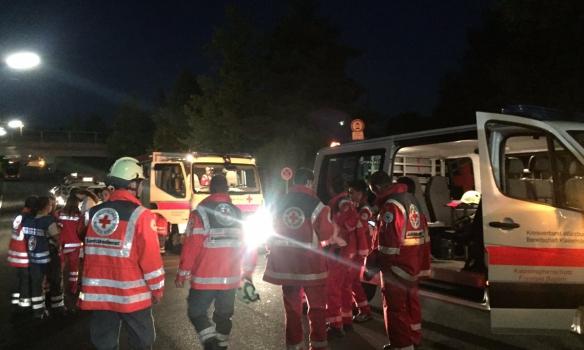 Стала известна личность напавшего с топором на пассажиров поезда в Германии