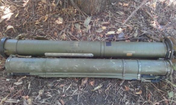 СБУ обнаружила на Донбассе тайники с боеприпасами, которые предназначались для диверсий и терактов (ФОТО)
