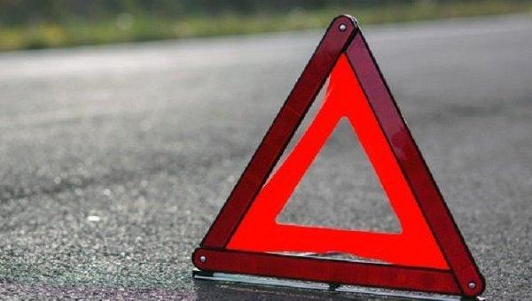 Во Львове водитель сбил женщину и скрылся (ФОТО)