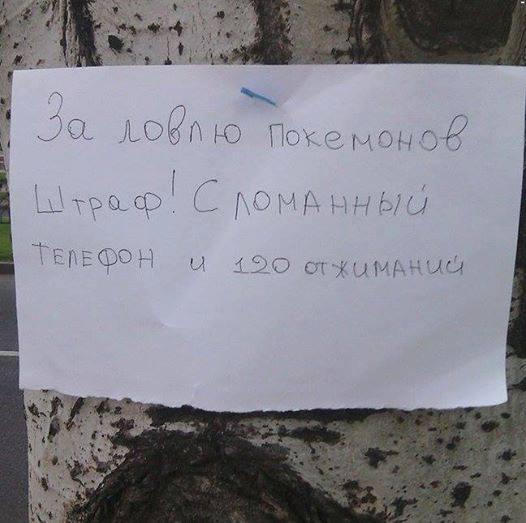 Соцсети взорвал смертельный поход боевиков ДНР за покемонами