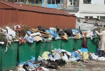 Страшные последствия мусорного коллапса во Львове: новой свалки нет, а жителям грозят вши и холера