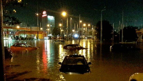 Россию затопило: есть жертвы (ФОТО, ВИДЕО)