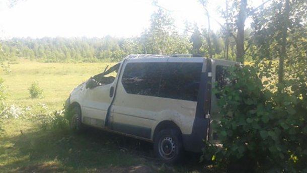Авария в Ровенской области: пострадало много детей (ФОТО)
