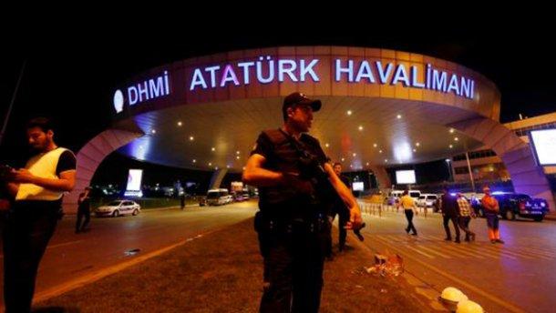 Теракт в Стамбуле: предъявлено обвинение организаторам трагедии в аэропорту