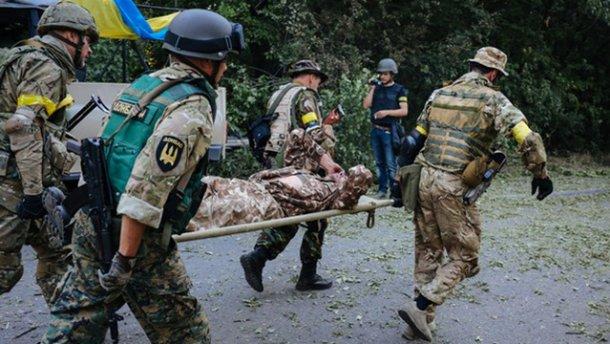 Эскалация на Донбассе: украинские военные понесли серьезные потери