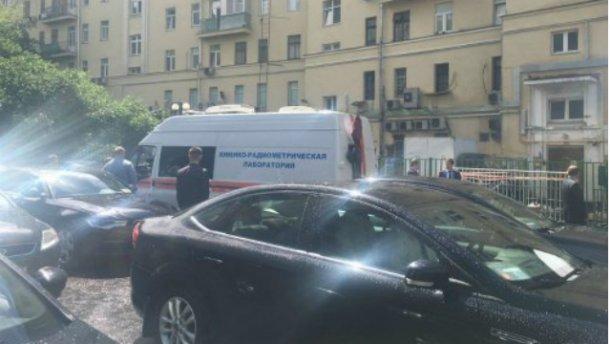 В здании Госдумы России прогремел взрыв
