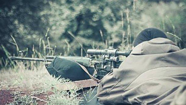 Снайпер боевиков убил украинского воина, – волонтер