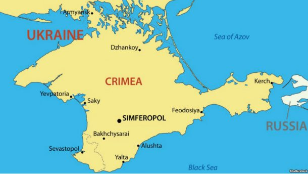 В немецком ведомстве объяснили, почему назвали Крым российским