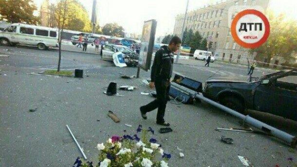 Шокирующие подробности ДТП с участием полиции: молодая пара сгорела заживо (ФОТО, ВИДЕО)