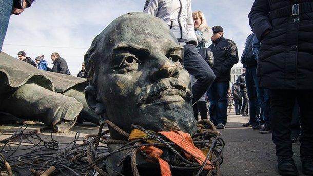 В Украине до сих пор стоят тысячи памятников Ленину, – Кириленко