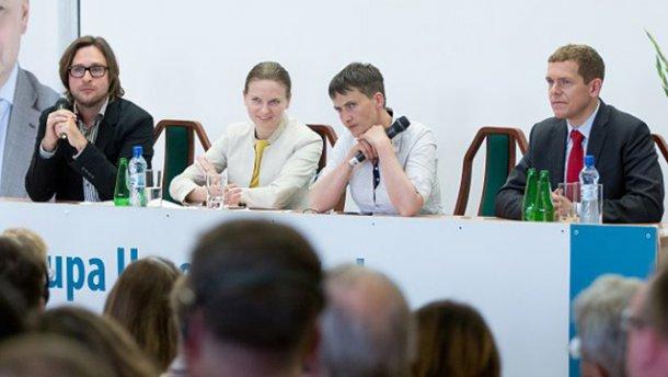 Савченко озвучила дату окончания войны между Украиной и Россией
