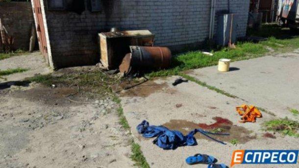 В Киеве произошел мощный взрыв: пострадавший в тяжелом состоянии (ФОТО)
