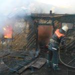 Во время пожара под киевом погибли мать с 9-летним сыном