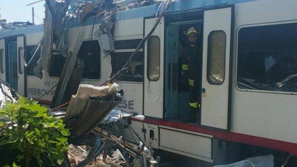 Стало известно, пострадали ли украинцы в аварии на железной дороге в Италии — МИД