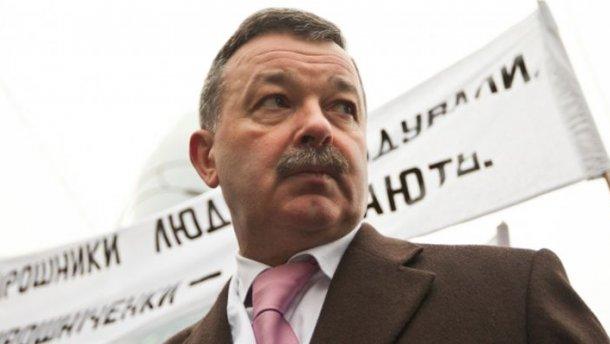 Скандального заместителя министра охраны выпустили из СИЗО