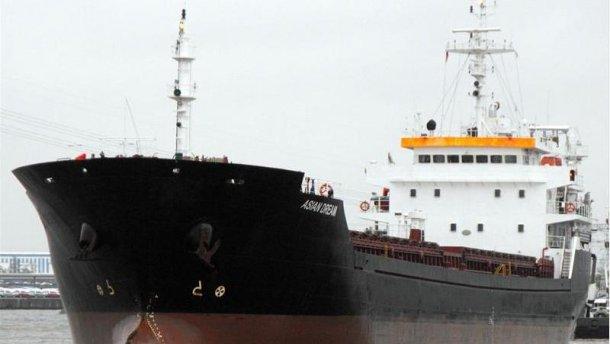 В Болгарии арестовали корабль с украинским экипажем