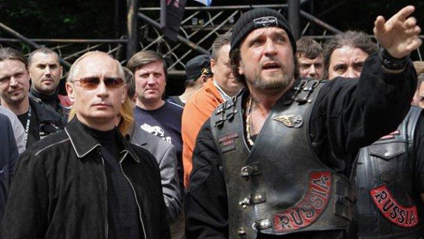 Путинские «волки» обещают устроить масштабное шоу в Крыму