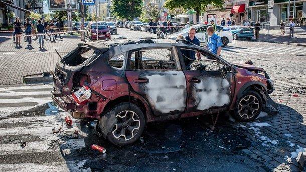 Недалеко от места взрыва машины с Шереметом стоял очень подозрительный мужчина, – польский эксперт (ФОТО)