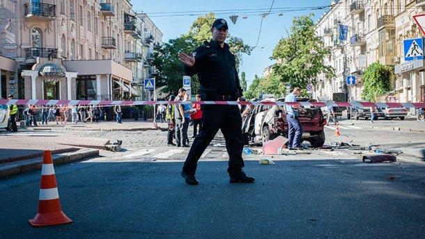 Луценко назвал ключевую версию убийства Шеремета