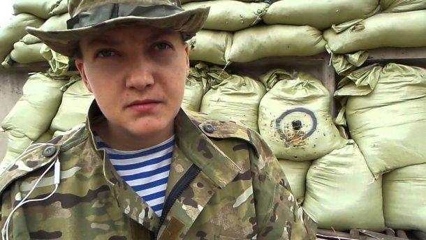 Ненавистник Украины похвалил и поддержал Савченко