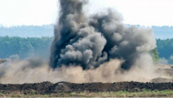 У террористов взорвались боеприпасы: более десятка погибших