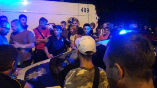 Кровавое ДТП в Харькове: стали известны подробности