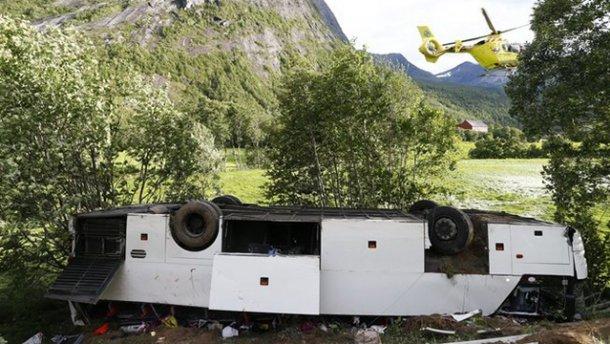 ДТП с украинцами в Норвегии: посол назвал предварительную причину