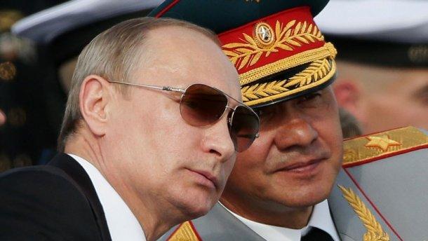 В сети высмеяли «любовь Шойгу к Путину» (ФОТО)
