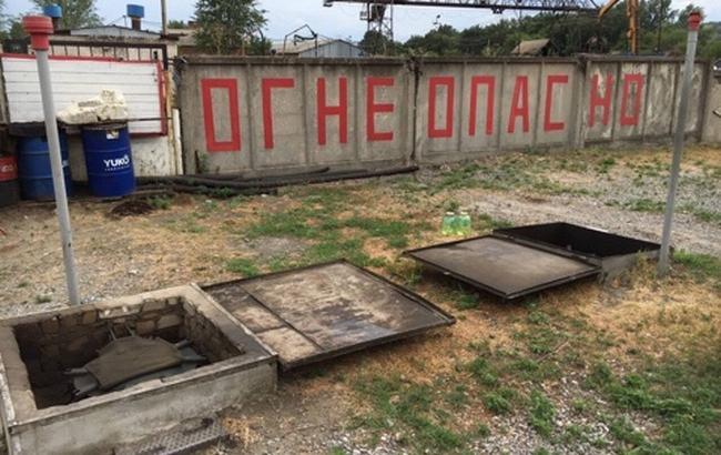 В Донецкой области предприятие поймали на подделке бензина