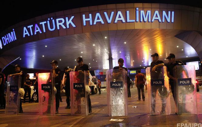 Теракты в Стамбуле: задержаны еще 11 иностранцев, среди которых есть россияне