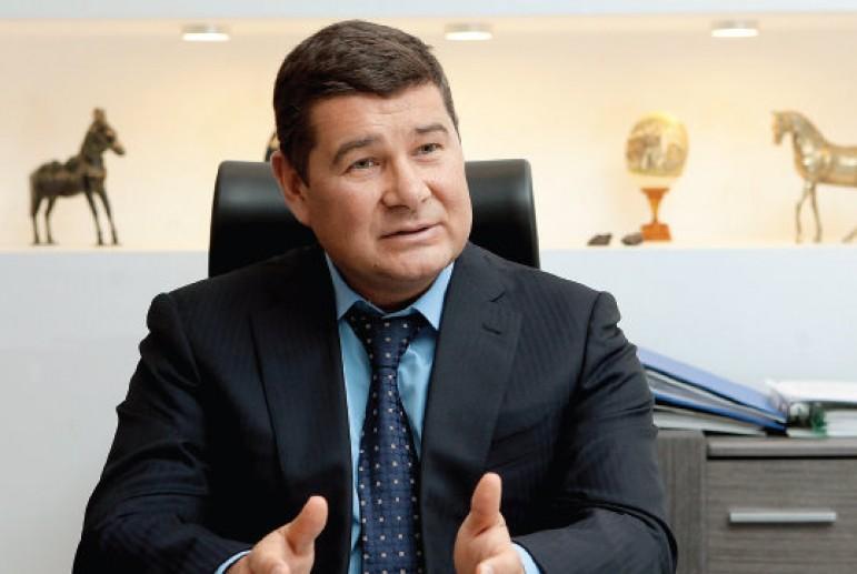 Онищенко «крышевала» одна из парламентских фракций, — Тетерук