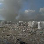 Львовский мусор теперь загорелся и в Киеве