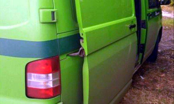 У инкасаторов на Харьковщине украли 2,4 млн гривен