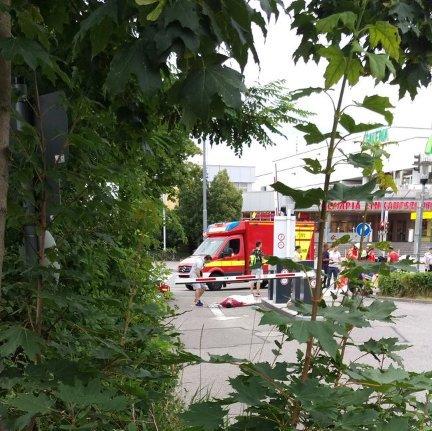 В одном из торговых центров Мюнхена произошла стрельба: много погибших (ФОТО, ВИДЕО)