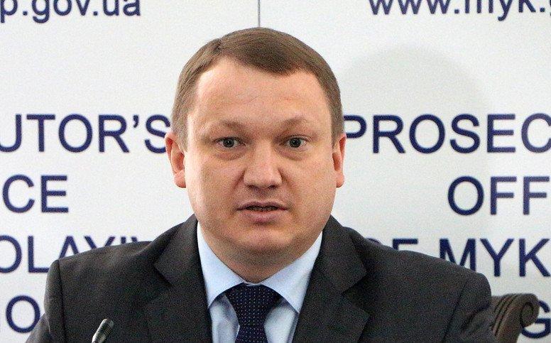 Луценко назначил прокурора Черниговщины