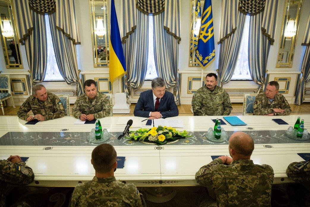 Президент установил День Сил специальных операций ВСУ