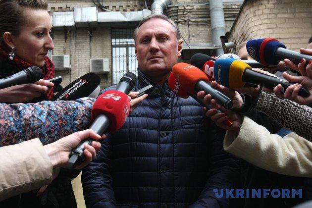 Ефремов признался в спонсировании боевиков (ВИДЕО)