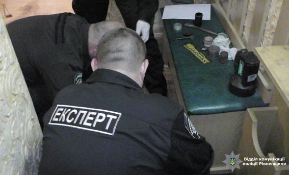 Подробности убийства ровенского врача (ФОТО, ВИДЕО)
