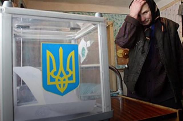 В Украине проходят промежуточные выборы в парламент