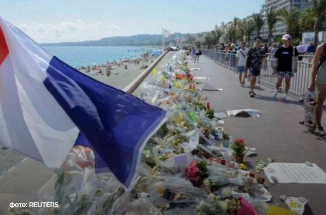 Теракт в Ницце: подозреваемым предъявлены обвинения