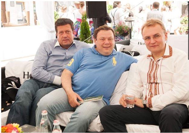 Российский олигарх Фридман спас Садового